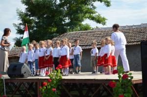 Egerfarmos Tájház átadó ünnepség